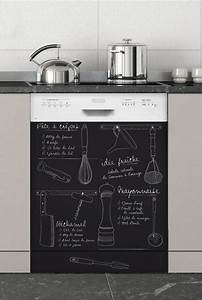 creative modern ideas for kitchen cabinets and fridge With kitchen cabinet trends 2018 combined with chalkboard label stickers