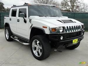 2005 White Hummer H2 SUT #45449682 | GTCarLot.com - Car ...