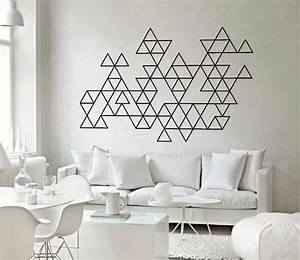 Geometric designs to give your home the right kind of edge