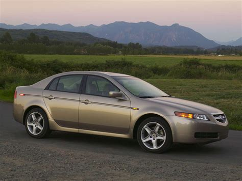 2005 Acura Tl Japanese Car Wallpapers, Overview