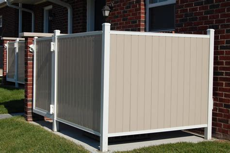 fence paint colors vinyl fencing read my experience and tips