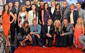 Dancing with the Stars 2014 Cast Season 19