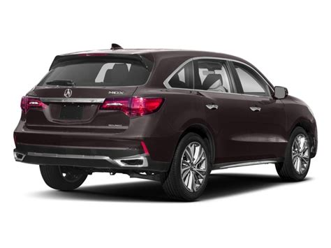 2018 New Acura Mdx Shawd Wtechnology Pkg At Turnersville