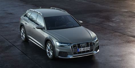 audi  allroad wagon  officially coming