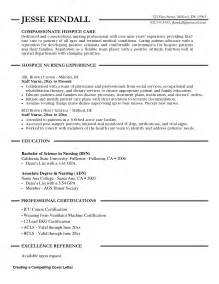 Hospice Resume Cover Letter by 10 Best Images Of School Resume Hospice