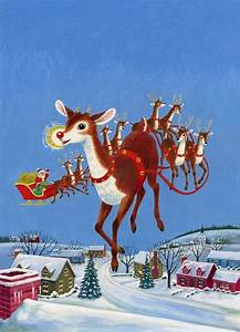 131 best Rudolph the Red Nosed Reindeer and Santa Claus ...