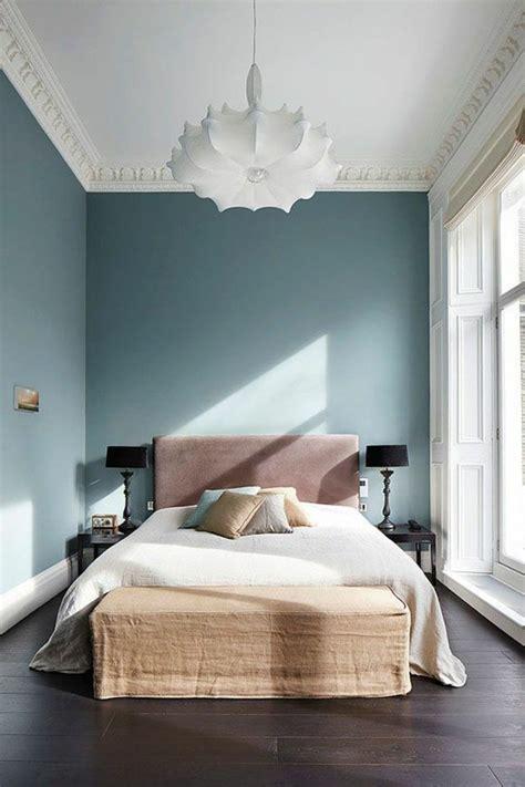 wandfarben ideen schlafzimmer einrichten nach den neuen wohntrends 2016 trends 2016 schlafzimmer blaue w 228 nde und