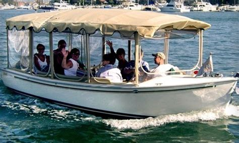 Duffy Boats Deal by Electric Boat Rental The Electric Boat Company Groupon