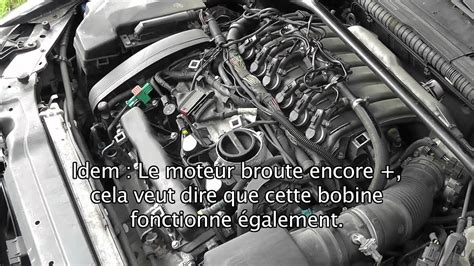 test bobines peugeot  coupe   gpl video  youtube