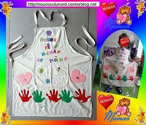 Cadeau Fete Meres : nounoudunord bricolages avec les enfants ~ Teatrodelosmanantiales.com Idées de Décoration