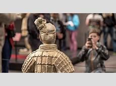 Major Exhibition Terracotta Warriors Of The First Emperor