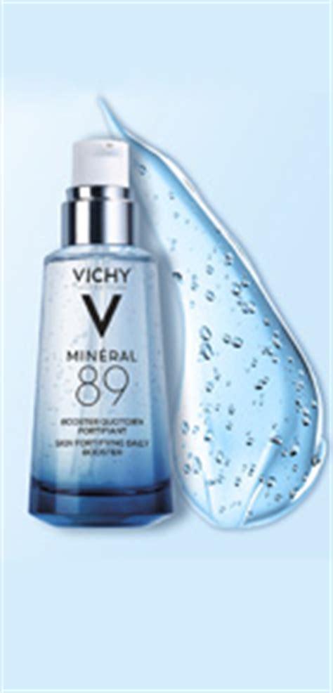 Minéral 89 Hyaluronic Acid Gel Face Moisturizer   Vichy