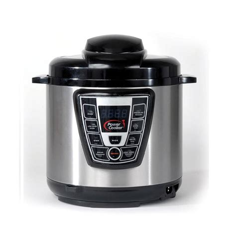cooker pressure electric elite platinum steel stainless recipes qt cookers in1 wonderstreet secura