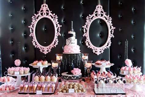 A Parisian Themed Baby Shower  Two Bright Lights Blog