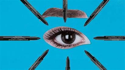 Eyeliner Pencil Looks Makeup Quick Using