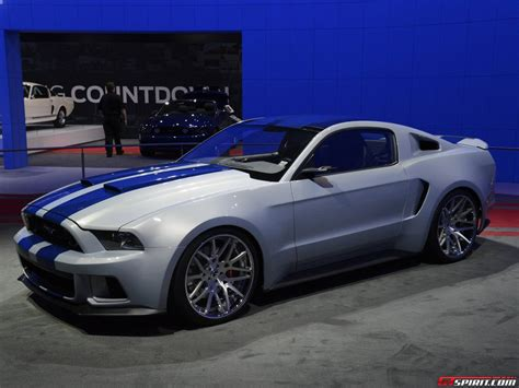 Shelby Mustang In Need For Speed