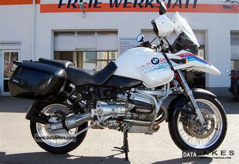 2001 Bmw R 1150 Gs * Case * Abs * Willingness To Travel