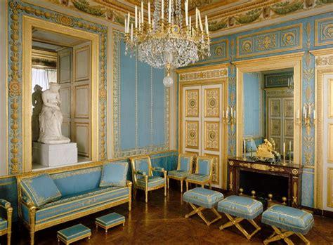 palais de compiegne salon bleu etat restitue premier