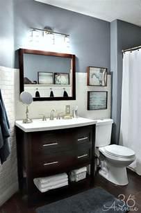 the 36th avenue home decor bathroom makeover the 36th avenue - Home Bathroom Ideas