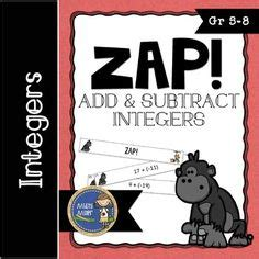 adding  subtracting integers images adding