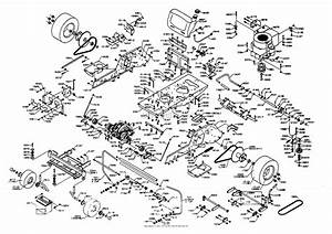 Dixon Ztr 3303  2001  Parts Diagram For Chassis