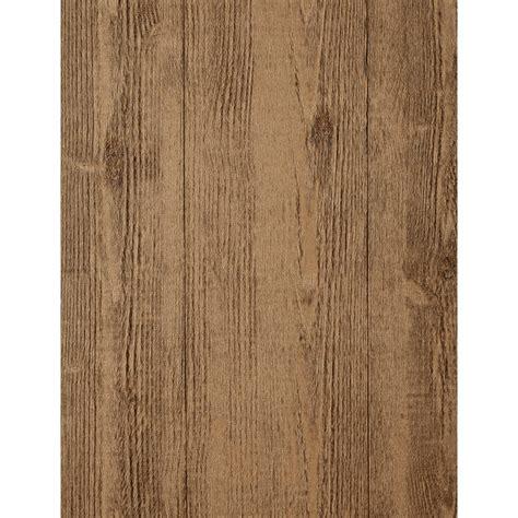 modern rustic barnwood wallpaper dune brown