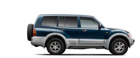 Mitsubishi – Pajero NM V60-V80 « Upracks De
