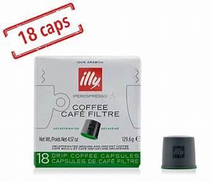 Dosage Café Filtre : capsules filtre pack torr faction d caf in x 18 ~ Voncanada.com Idées de Décoration