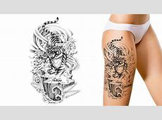 Tattoo Design Artwork & Video Gallery Custom Tattoo Design