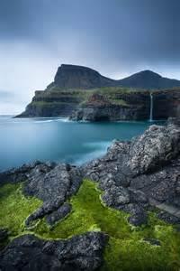 Gásadalur, Faroe Islands, Denmark -   Amazing Places