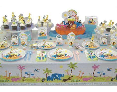 Noah S Ark Baby Shower Theme by Noah S Ark Baby Shower Theme Noah S Ark Supplies