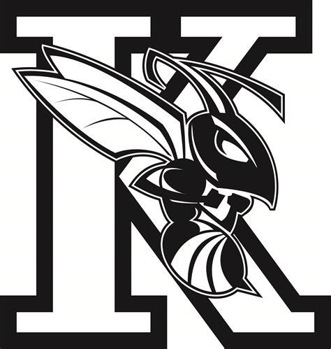 BrandK: K Hornet Logo. Kalamazoo College