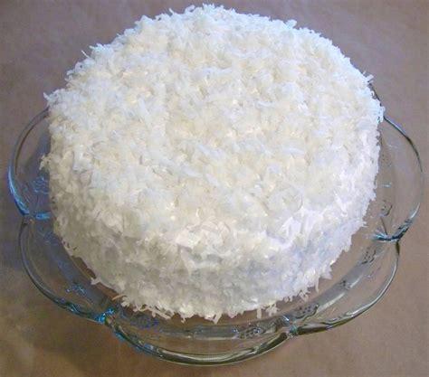 southern coconut cake coconut cake i recipe dishmaps
