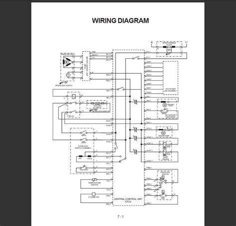 wiring diagram for kenmore washer wiring library
