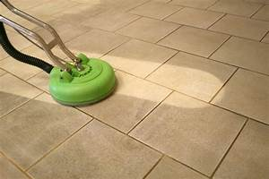 Tile grout cleaning steam green carpet cleaning for How to clean white tile floors