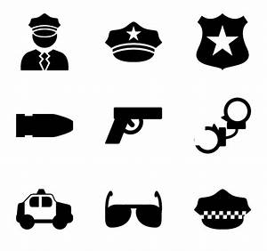 Police Icons - 1,763 free vector icons