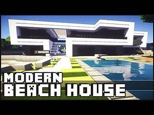 how to build a beach house in minecraft keralis ...