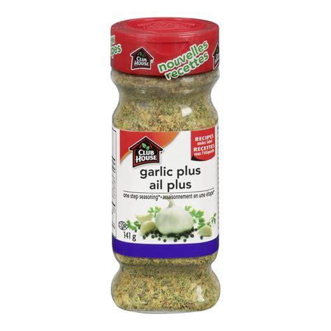 house seasoning club house garlic plus seasoning fresh st market
