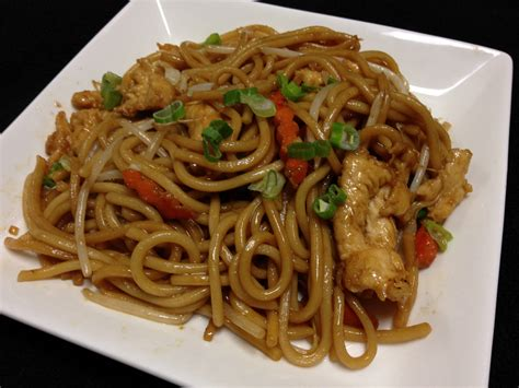 chicken chow mein fried rice or chow mein china king of porter ranch