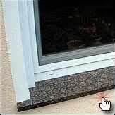 Fensterbänke Innen Naturstein : halterung halter konsole f r den einbau besfestigung monage von fensterbank fensterb nken ~ Frokenaadalensverden.com Haus und Dekorationen