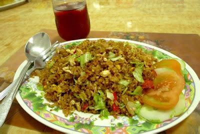 wanderers journal making javanese fried rice nasi