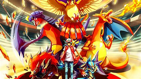 Awesome Pokémon Backgrounds - Wallpaper Cave
