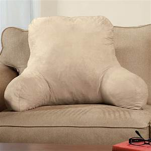 bed backrest pillow with arms bing images With bed wedge with armrests