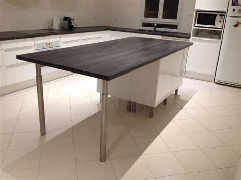 credence cuisine ikea pose des meubles hauts de la cuisine ma maison phenix