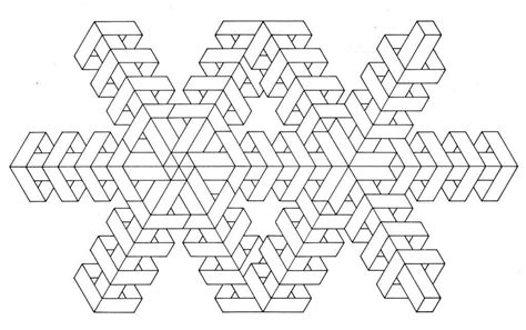 Coloring Easy by Simple Geometric Coloring Pages Coloring Home