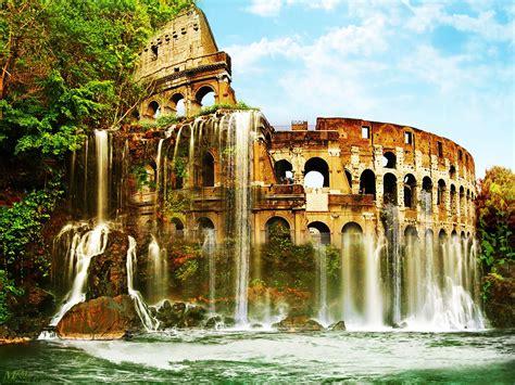 Rome Wallpaper For My Desktop Wallpapersafari