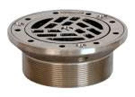 jsc josam c floor drain strainer by commercial plumbing