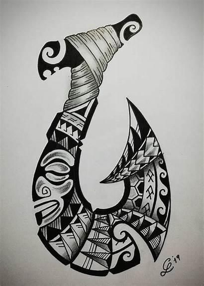 Tattoo Maori Turtle Tribal Hawaiian Tattoos Polynesian