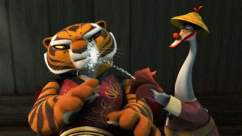 Kung Fu Panda Legends Of Awesomeness Images Tigress Fever