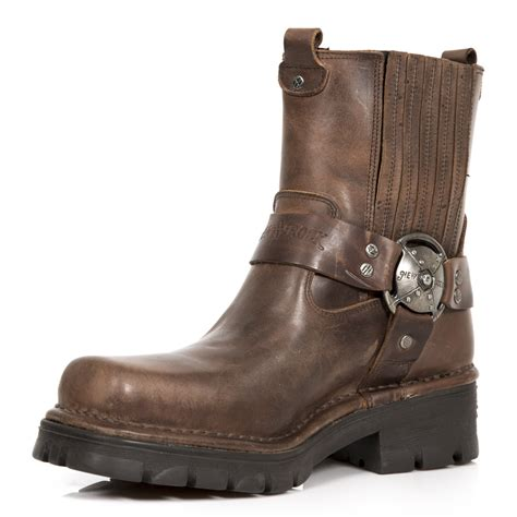 brown leather motorcycle boots brown leather motorcycle boots